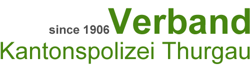 Verband Kantonspolizei Thurgau